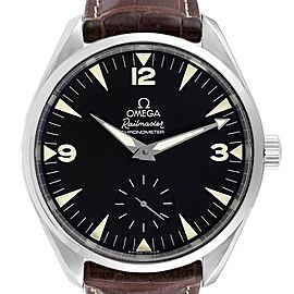Omega Aqua Terra Railmaster XXL Automatic Mens Watch 2806.52.37