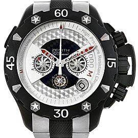 Zenith 96.0525.4000 Defy Xtreme Open Chronograph Mens Watch