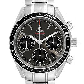 Omega Speedmaster Day Date Grey Dial Watch 323.30.40.40.06.001