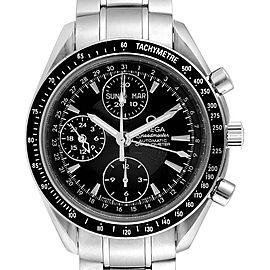 Omega Speedmaster Day-Date 40 Chronograph Watch 3220.50.00 Card