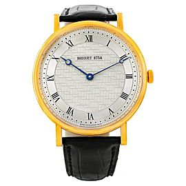 Breguet 5967 Classique 18K Yellow Gold Mens Watch
