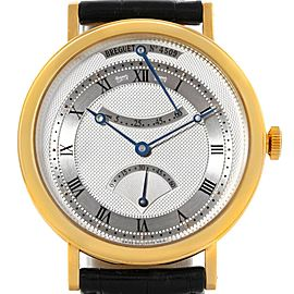 Breguet 5207 Classique Retrograde Seconds 18K Yellow Gold Mens Watch