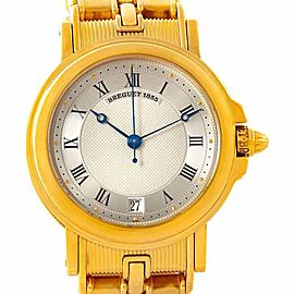 Breguet 3400 Classique 18K Yellow Gold Mens Watch