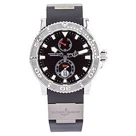 Ulysse Nardin Marine Diver 263-33-3/92 Stainless Steel 43mm Watch