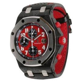 Audemars Piguet Royal Oak Offshore Singapore Limited Edition Black Forged Carbon 44mm Watch