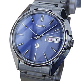 Seiko 3863 7001 Stainless Steel Vintage 37mm Mens Watch