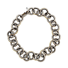 Gurhan 925 Sterling Silver Circles Necklace