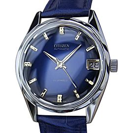 Citizen DSI47 Stainless Steel Manual Vintage 35mm Mens Watch