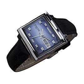 Seiko 5 Actus Stainless Steel Vintage 34mm Mens Watch