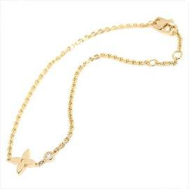 Louis Vuitton 18K Pink Gold and Diamond Bracelet