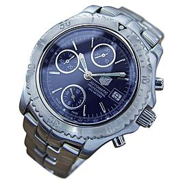 Tag Heuer Link Stainless Steel Automatic 43mm Mens Watch