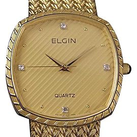 Elgin 30mm Vintage Mens Watch