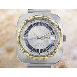 Bulova N1 Vintage 38mm Mens Watch