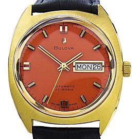 Bulova Vintage 36mm Mens Watch