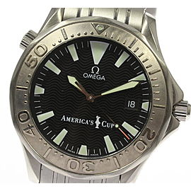 Omega Seamaster 300m Stainless Steel 41mm Mens Watch
