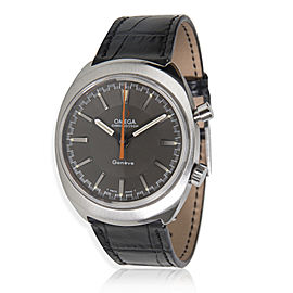 Omega Chronostop 145.009 Stainless Steel Vintage 35mm Mens Watch