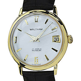 Waltham Vintage 33mm Mens Watch 1960s