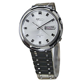 Seiko DX Stainless Steel Automatic 36mm Mens Watch 1970s