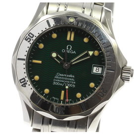 Omega Seamaster 300m 2553.41 Stainless Steel 36mm Mens Watch