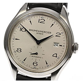 Baume & Mercier Clifton MOA10052 40mm Mens Watch
