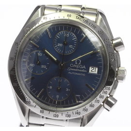 Omega Speedmaster 3511.80 Stainless Steel Automatic 39mm Men's Watch