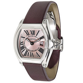 Cartier Roadster 2675 Stainless Steel 32mm Womens Watch