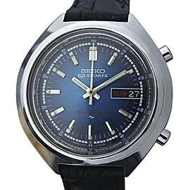 Seiko Speedtimer 7015-7000 Vintage 39mm Mens Watch