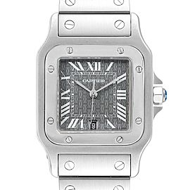 Cartier Santos Galbee Mens Limited Production Quartz Watch W20061D6