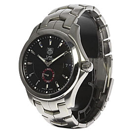 Tag Heuer Link WJ2110 Stainless Steel Automatic 39mm Mens Watch