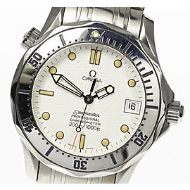 Omega Seamaster 2552.20 Stainless Steel 36mm Automatic Mens Watch