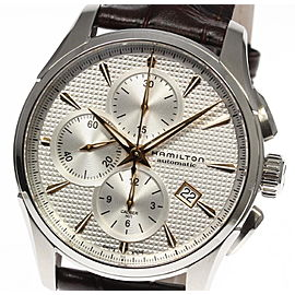 Hamilton Jazzmaster H325960 Stainless Steel and Leather Automatic 41mm Mens Watch