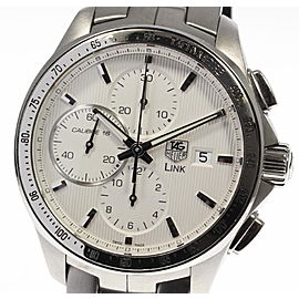 Tag Heuer Link CAT2011.BA0952 Stainless Steel Automatic 44mm Mens Watch