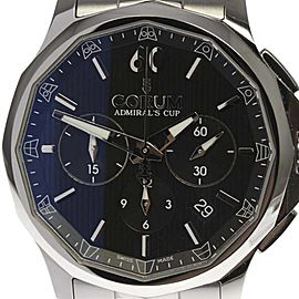 Corum Admirals Cup 42 984.101.20 / V705 AN10 Stainless Steel Automatic 41mm Mens Watch