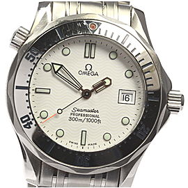 Omega Seamaster 2562.20 Stainless Steel Quartz 36mm Mens Watch