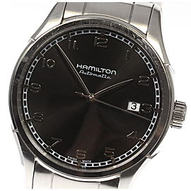 Hamilton Jazz Master Valiant H395150 Stainless Steel Automatic 39mm Mens Watch
