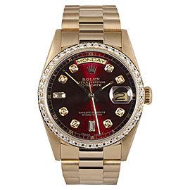 Rolex Day-Date 18038 36mm Unisex Watch