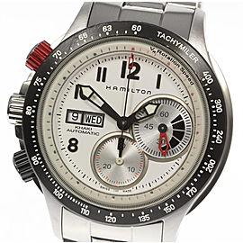 Hamilton Khaki Takimaira H717260 Stainless Steel Automatic 47mm Mens Watch