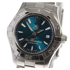 Tag Heuer Aquaracer Limited Edition WAF141R Stainless Steel Quartz 27mm Womens Limited Edition Watch