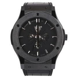 Hublot Shawn Carter 515.CM.1040.LR.SHC13 PVD Coated Ceramic/Titanium Manual 45mm Mens Watch