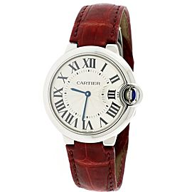 Cartier Ballon Bleu W6920087 36mm Womens Watch