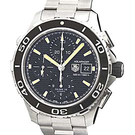Tag Heuer Aquaracer CAK2111.BA0833 Stainless Steel Automatic 43mm Mens Watch