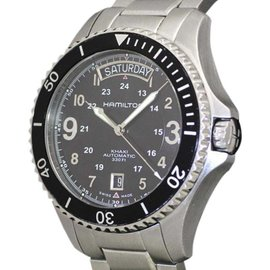 Hamilton Khaki H645150 Stainless Steel Automatic 42mm Mens Watch