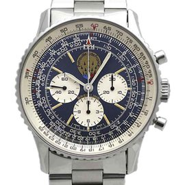 Breitling Limited A11021 Stainless Steel Manual 41mm Mens Watch
