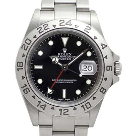 Rolex Explorer 16570 Stainless Steel Automatic 39mm Mens Watch