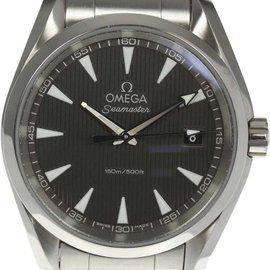 Omega Seamaster Aqua Terra 231.10.39.60.06.001 38mm Mens Watch