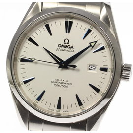 Omega Seamaster Aqua Terra 2502.33 Stainless Steel Automatic 43mm Mens
