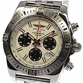 Breitling Chronomat AB0115 A005G86PA Stainless Steel 44mm Mens Watch