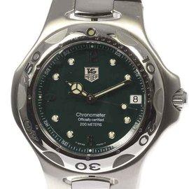Tag Heuer Kirium WL5112 37mm Mens Watch