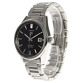 Tag Heuer Carrera WAR211A-0 Stainless Steel Automatic 39mm Mens Watch