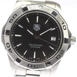 Tag Heuer Aquaracer WAP1110.BA0831 39mm Mens Watch